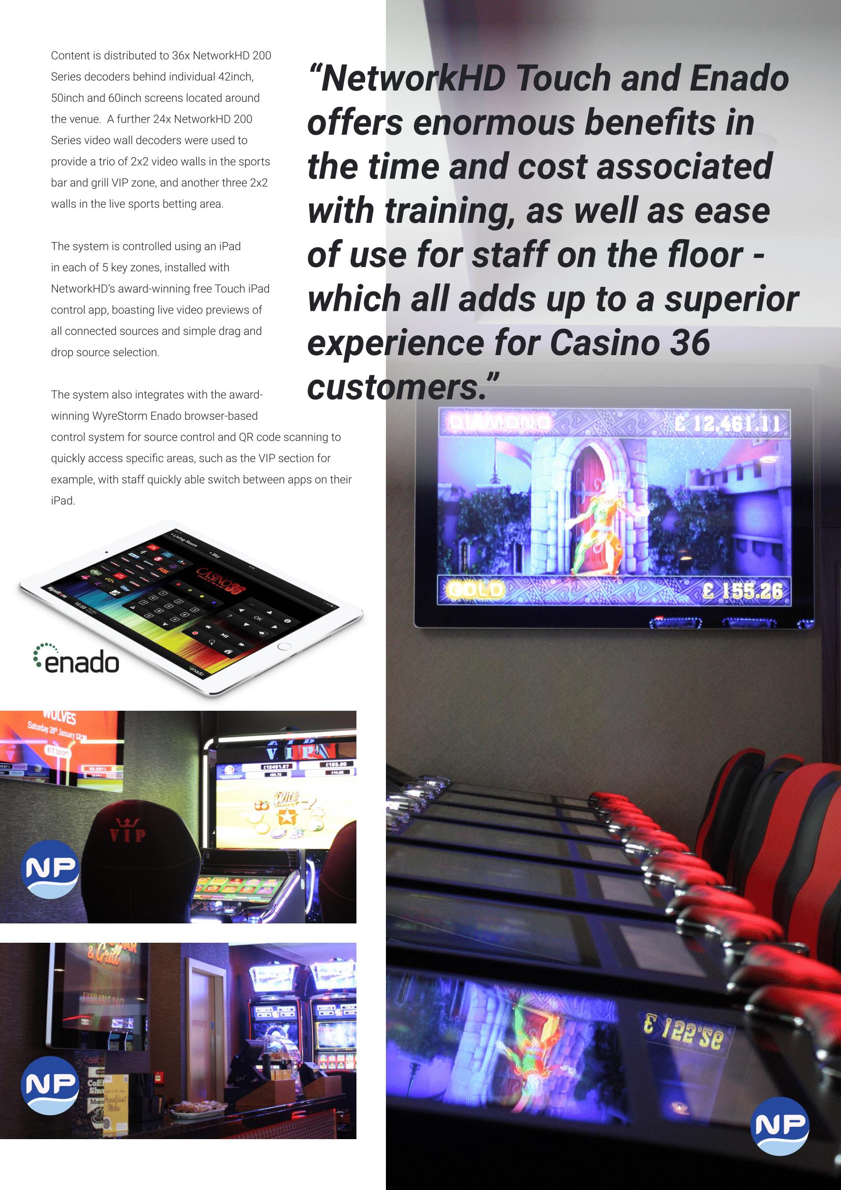 Casino 36 Case Study NP-06